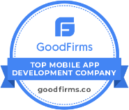 GoodFirms TOP Mobile APP Development Compnay Awards | eGooty