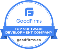 GoodFirms TOP Software Development Compnay Awards | eGooty